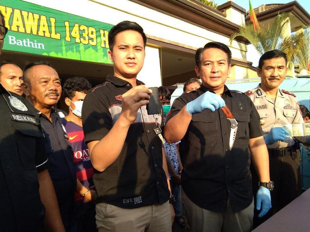 2 Eksekutor Penodongan di Angkot Jakut Ditangkap Polisi