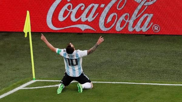 Prancis Sudah Amat Kenal Messi