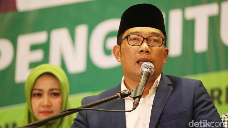 Saat Ridwan Kamil Jawab Pengorbanan Rabiatul Adawiyah