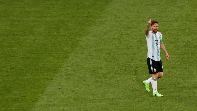 Messi(ah) Bangkit di Laga Ketiga