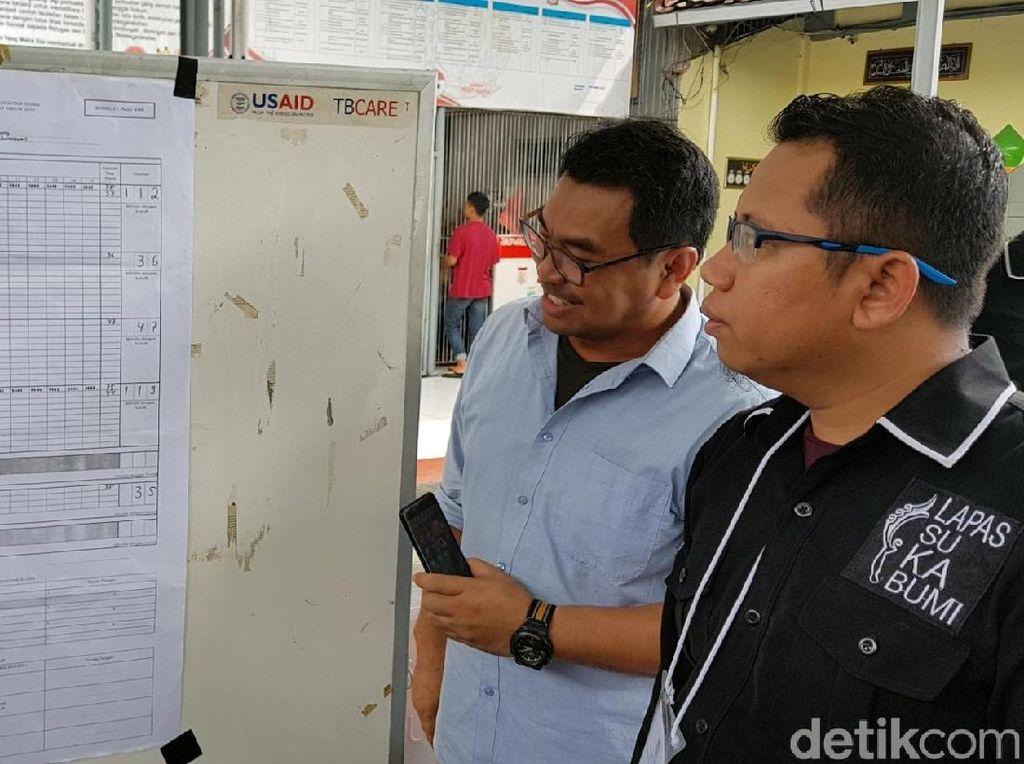 Deddy-Dedi Menang di Lapas Nyomplong dan Warungkiara Sukabumi