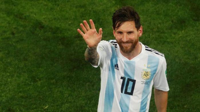 Kalau main Playstation, Lionel Messi kerap memakai Chelsea (Reuters)