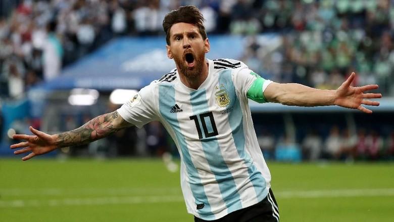Mau Nasibmu Ditentukan Kaki Messi, Prancis?