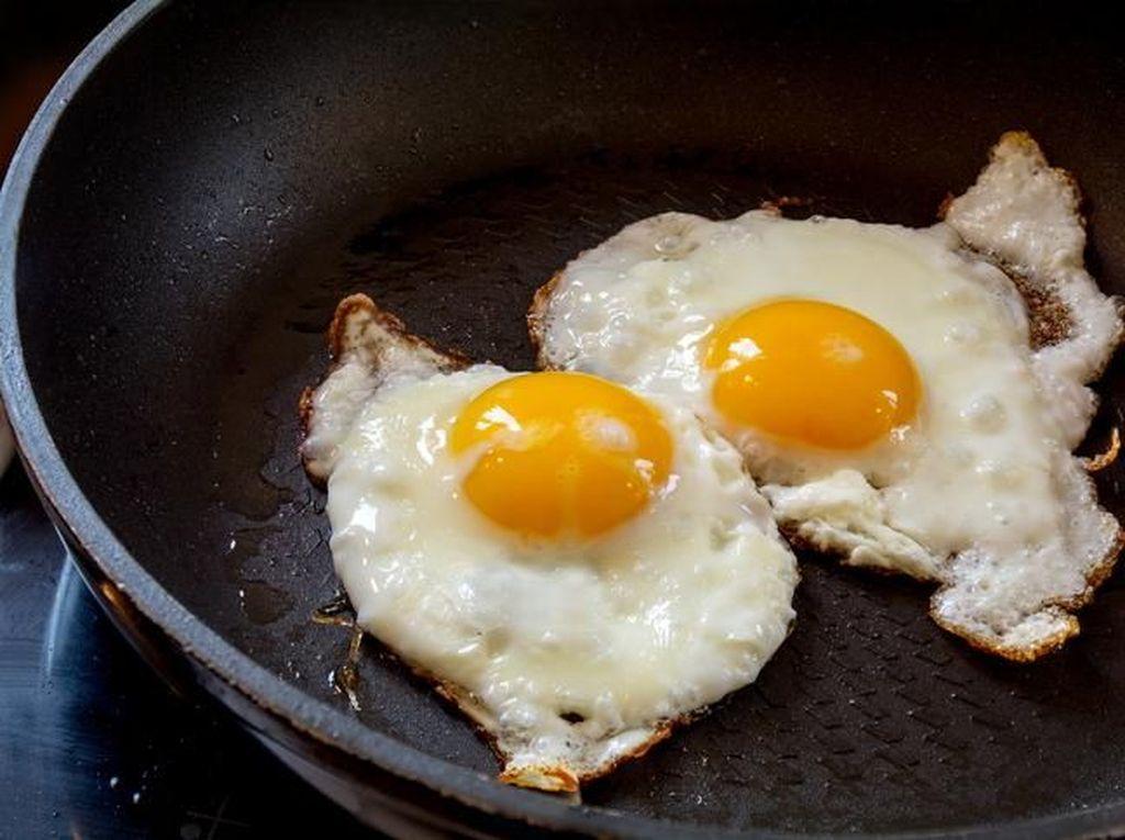 Saran Ahli Nutrisi Agar Tak Keracunan Telur Setengah Matang