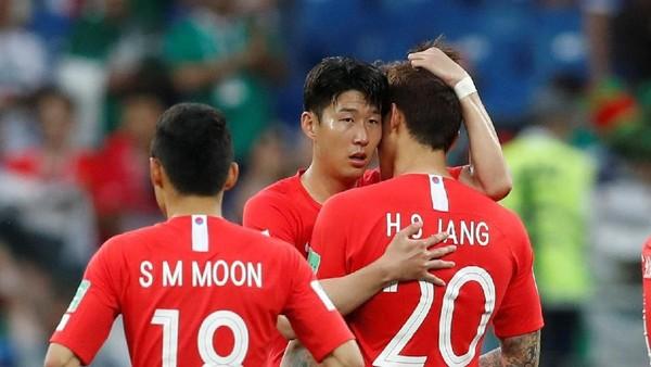 Bek Korea Selatan Ungkap Kunci Kemenangan atas Jerman