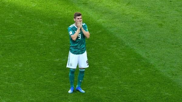 Jerman Tersingkir dari Piala Dunia 2018
