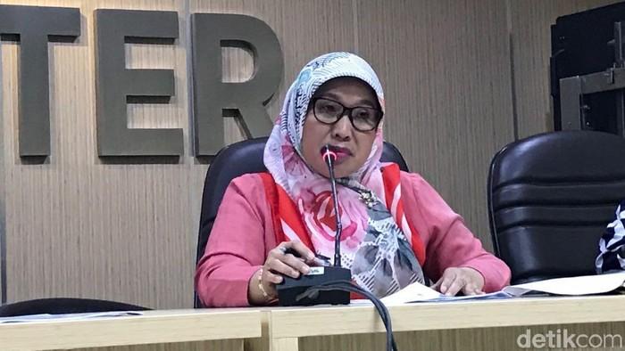 Anggota Bawaslu Ratna Dewi Petalolo