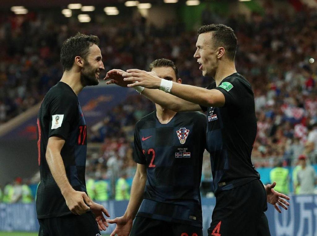 Prediksi Kroasia vs Denmark: Luka Modric cs Diunggulkan