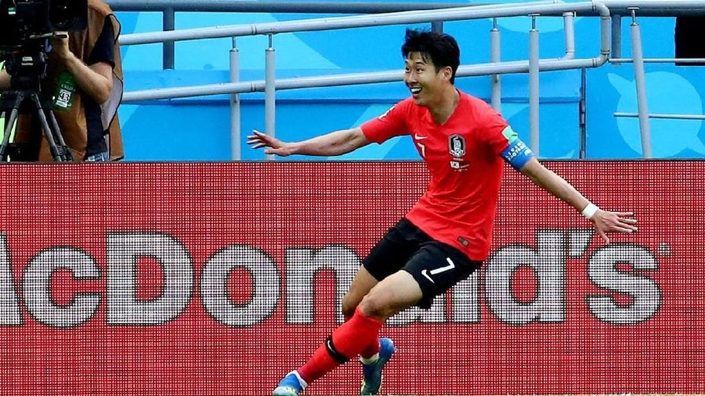 Son Heung-Min, Si Anti-Mobil Merah