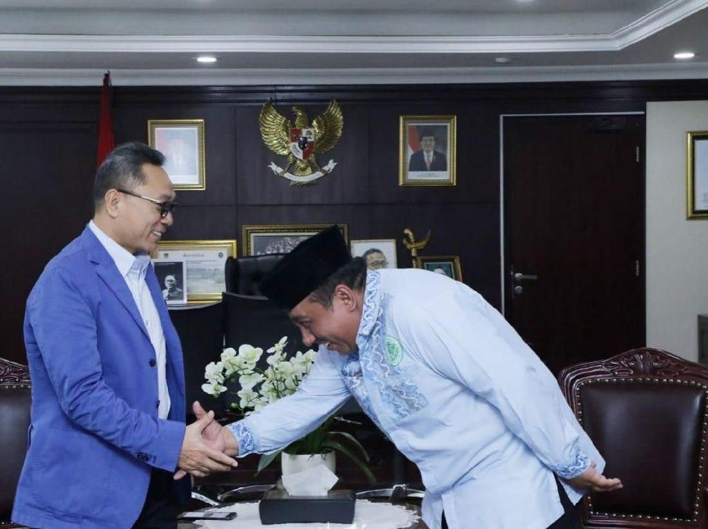 Ketua MPR Akan Kukuhkan Kepengurusan DPP BKPRMI