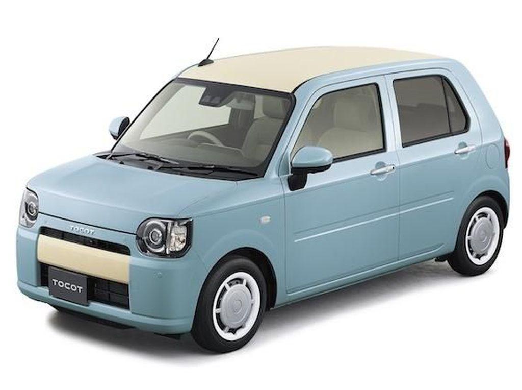 Daihatsu Luncurkan Mobil Retro yang Lucu di Jepang