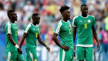 Senegal Tersingkir karena Kartu Kuning, Kok Bisa?