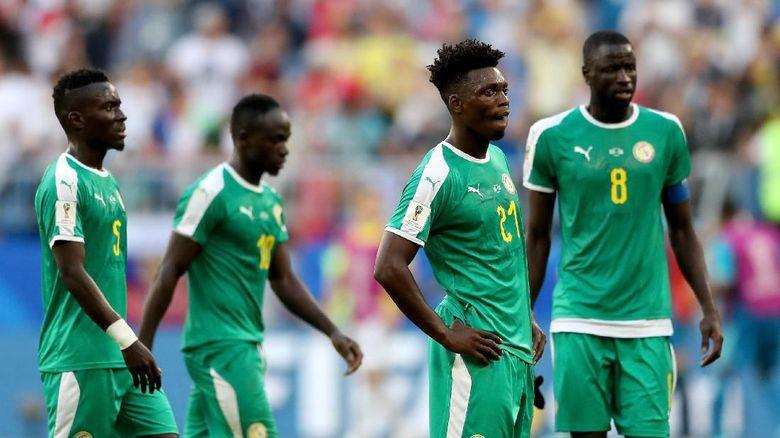 Afrika Tanpa Wakil di 16 Besar Piala Dunia 2018