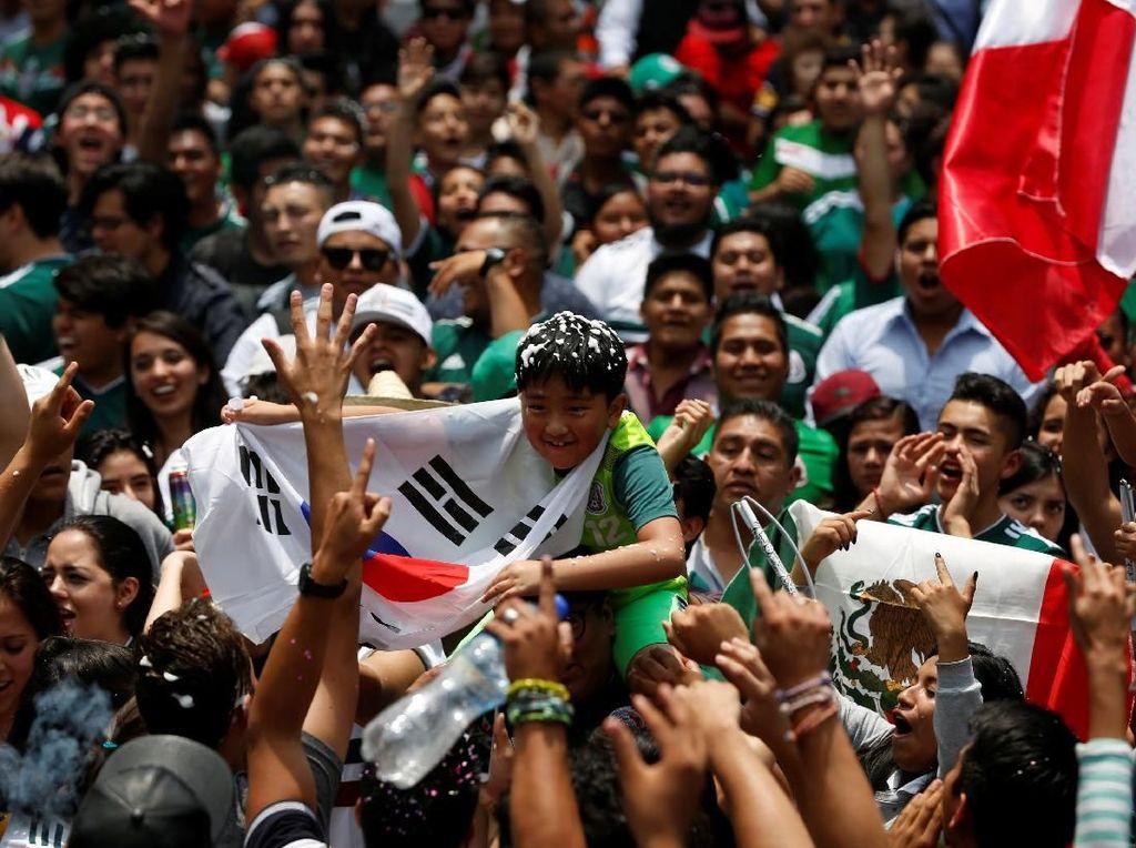 Tanda Terima Kasih Meksiko Kepada Korsel
