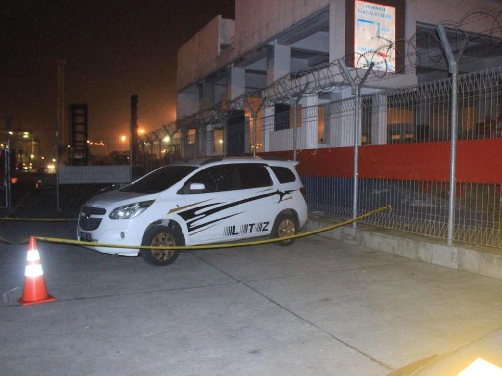 Polisi Dalami Motif Penembakan Mobil Karyawan JICT