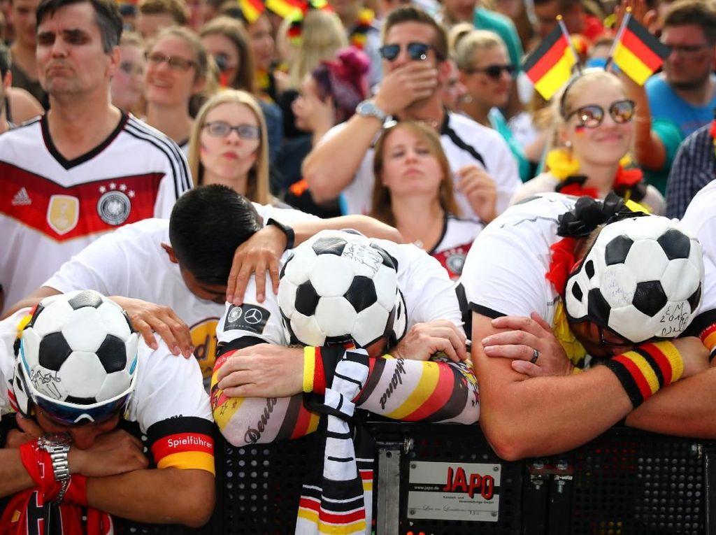 Jerman Tersingkir dari Piala Dunia 2018, Jangan Sampai Depresi!
