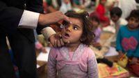 Vaksin Polio, Ini Waktu Tepat Diberikan pada Anak