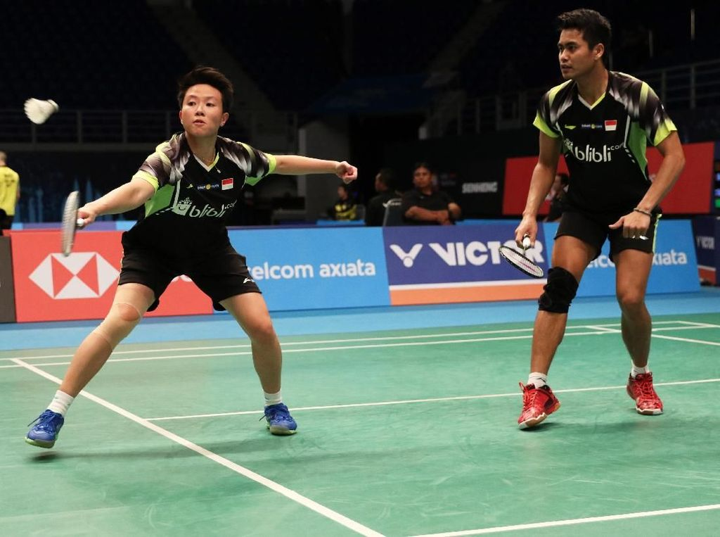 Tontowi/Liliyana Lolos ke Perempatfinal Malaysia Terbuka