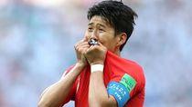 Potret Son Heung Min, Striker Korea yang Menang Kalah Tetap Menangis