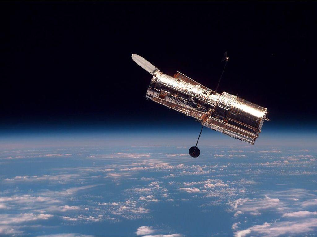 NASA Tunda Peluncuran Penerus Teleskop Hubble