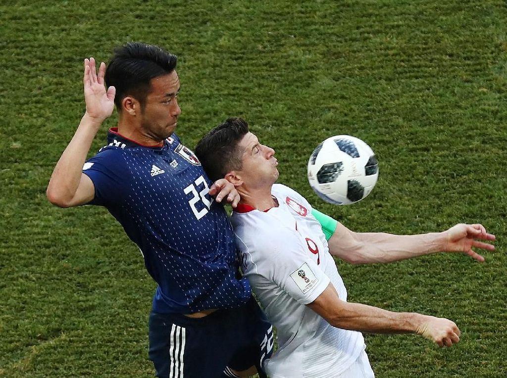 Video Highlights Babak I Jepang Vs Polandia