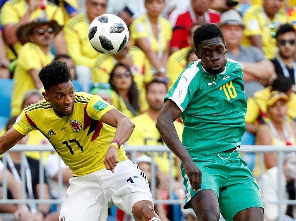 Video Highlights Babak I Senegal Vs Kolombia