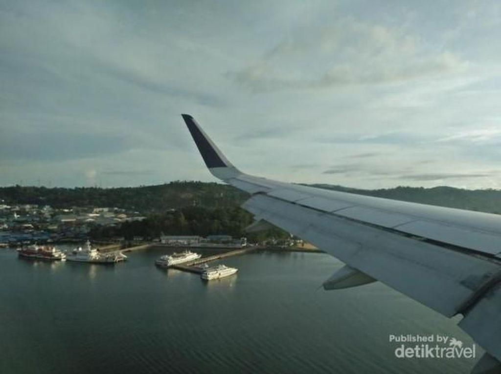 Kilas Sejarah Sorong, Kota Laut Dalam dan Bergelombang