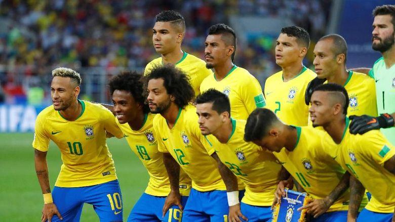 Prediksi Brazil Vs Meksiko: Selecao Sedang Tak Terkalahkan Jadi Unggulan