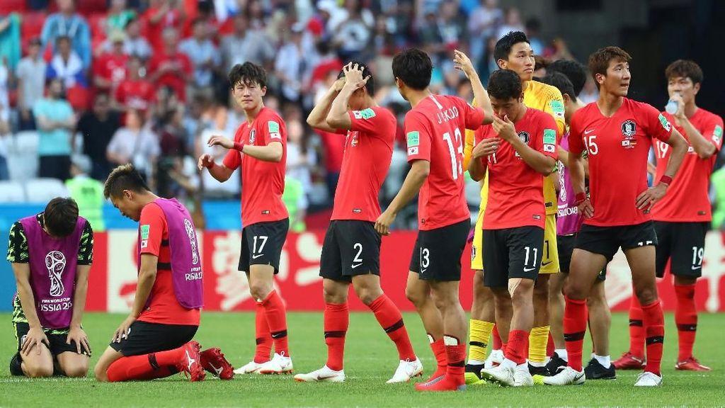 Korea: Drama dan Air Mata di Kazan Arena