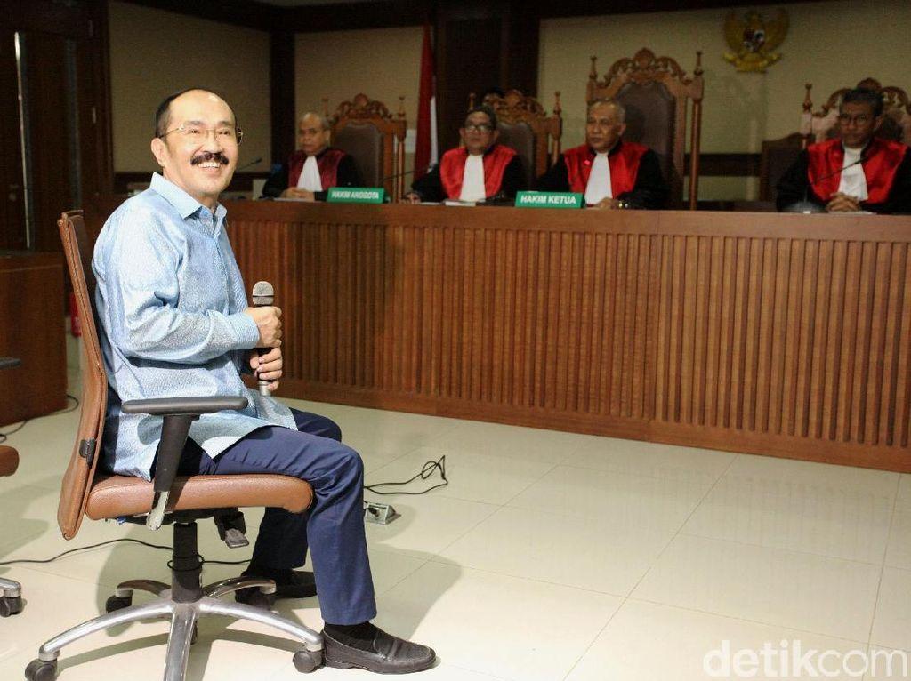 Seorang Hakim di Vonis Banding Nilai Fredrich Layak Dihukum 10 Tahun