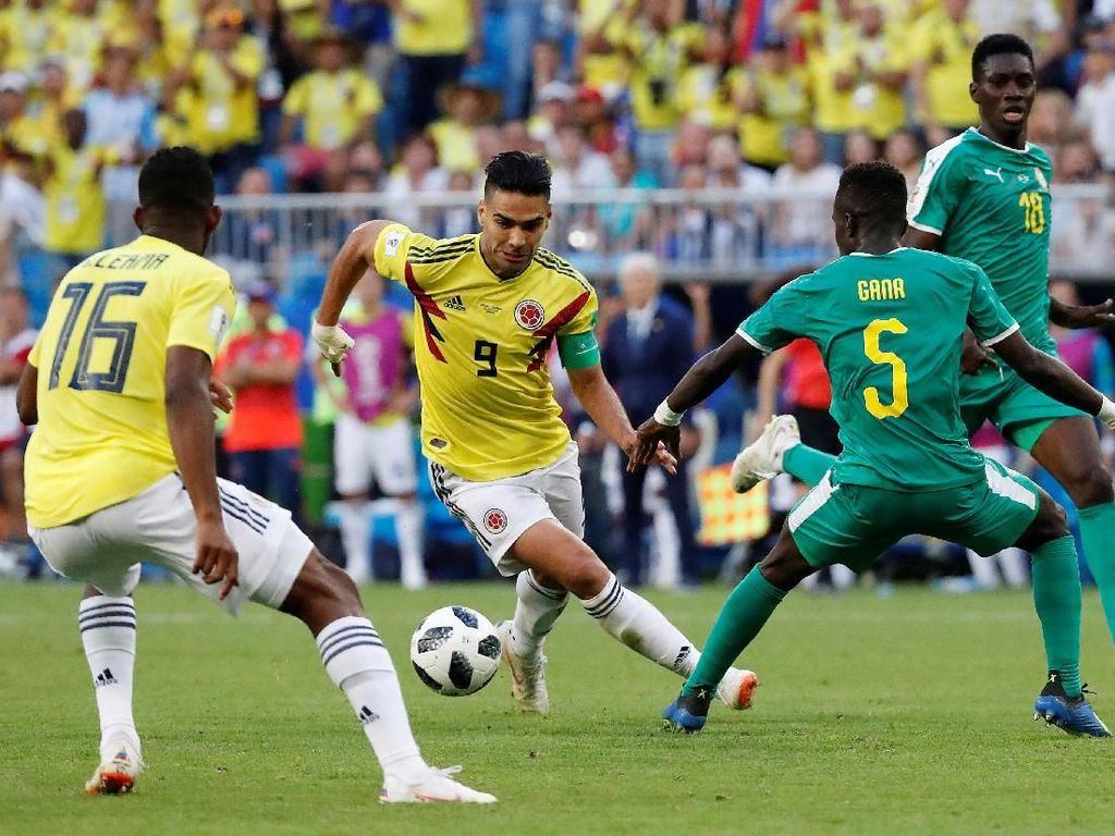 Video Highlights: Senegal Vs Kolombia 0-1