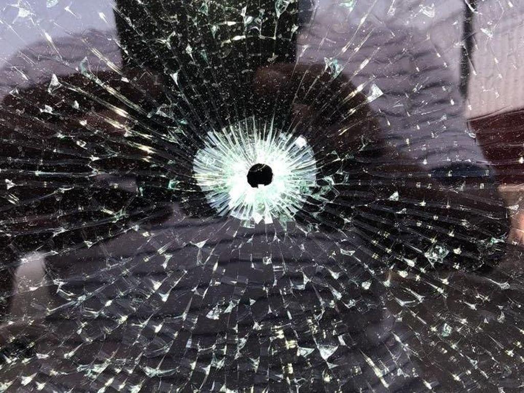 Polisi Cek CCTV Terkait Penembakan Mobil Karyawan JICT