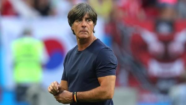 Loew Pertimbangkan Masa Depannya Usai Jerman Tersingkir