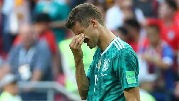 Jerman Tersingkir, Kutukan Juara Bertahan Piala Dunia Berlanjut