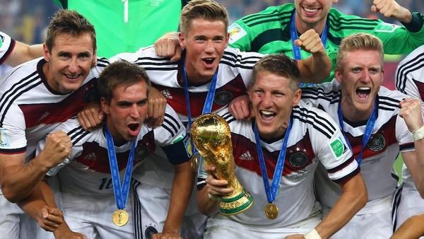 Tiga Sosok Ini Bikin Jerman Beda Nasib di Piala Dunia 2018 dan 2014