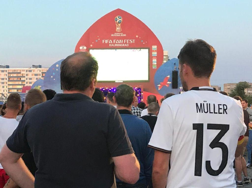 Jerman Tersingkir, Brasil Menang, Semua Senang