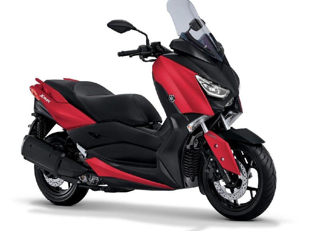 Habis Lebaran, Yamaha Xmax Punya Baju Baru
