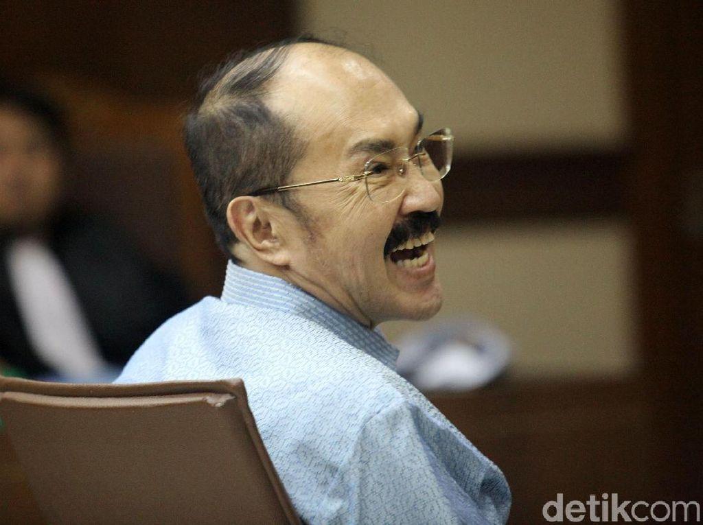 Fredrich Yunadi Ajukan PK di Kasus Rintangi Penyidikan Setya Novanto
