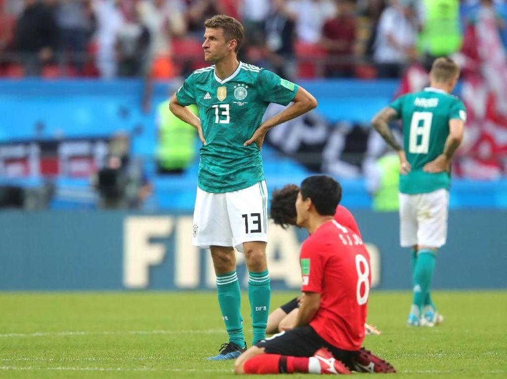 Lewat Twitter, Jerman Minta Maaf
