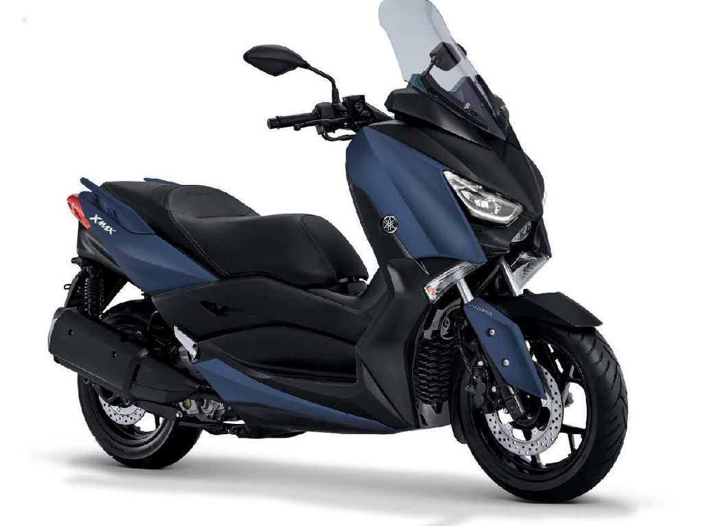 Warna Baru Yamaha XMAX Sudah Bisa Dipesan