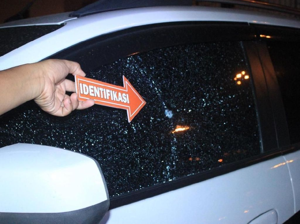 CCTV Tak Beri Petunjuk soal Penembakan Mobil Karyawan JICT