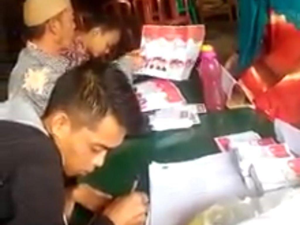 Panwaslu Cianjur Masih Kaji Video KPPS Arahkan Coblos Ridwan Kamil