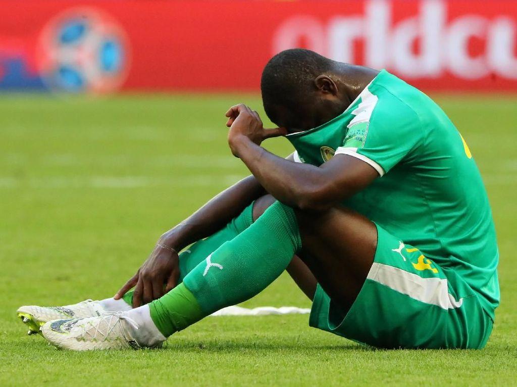 Video: Tak Ada Lagi Wajah Afrika di Piala Dunia