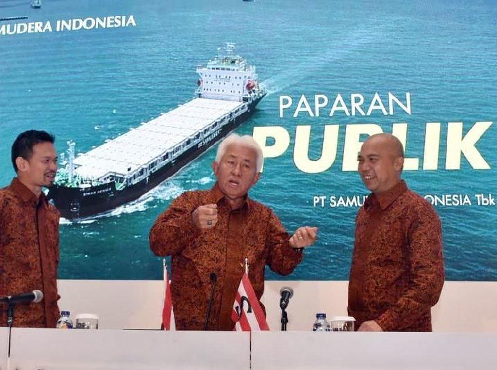 Samudera Indonesia Kejar Prioritas Investasi