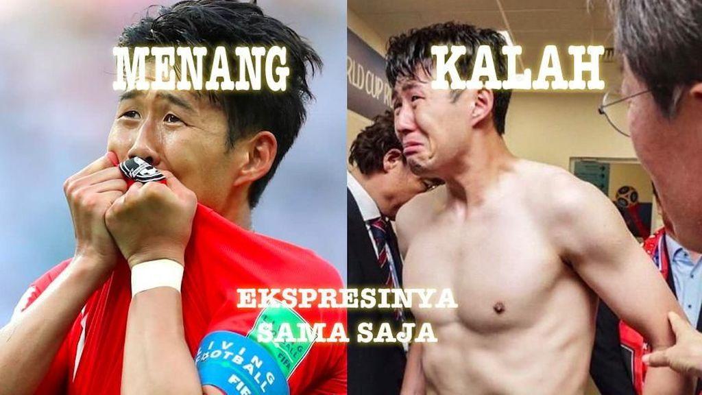 Striker Korea Son Heung Min Menangis, Normalkah Jika Pria Gampang Baper?