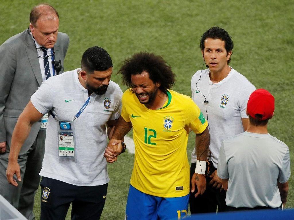 Marcelo Cedera Punggung Karena Kasur Empuk, Ini Kata Dokter