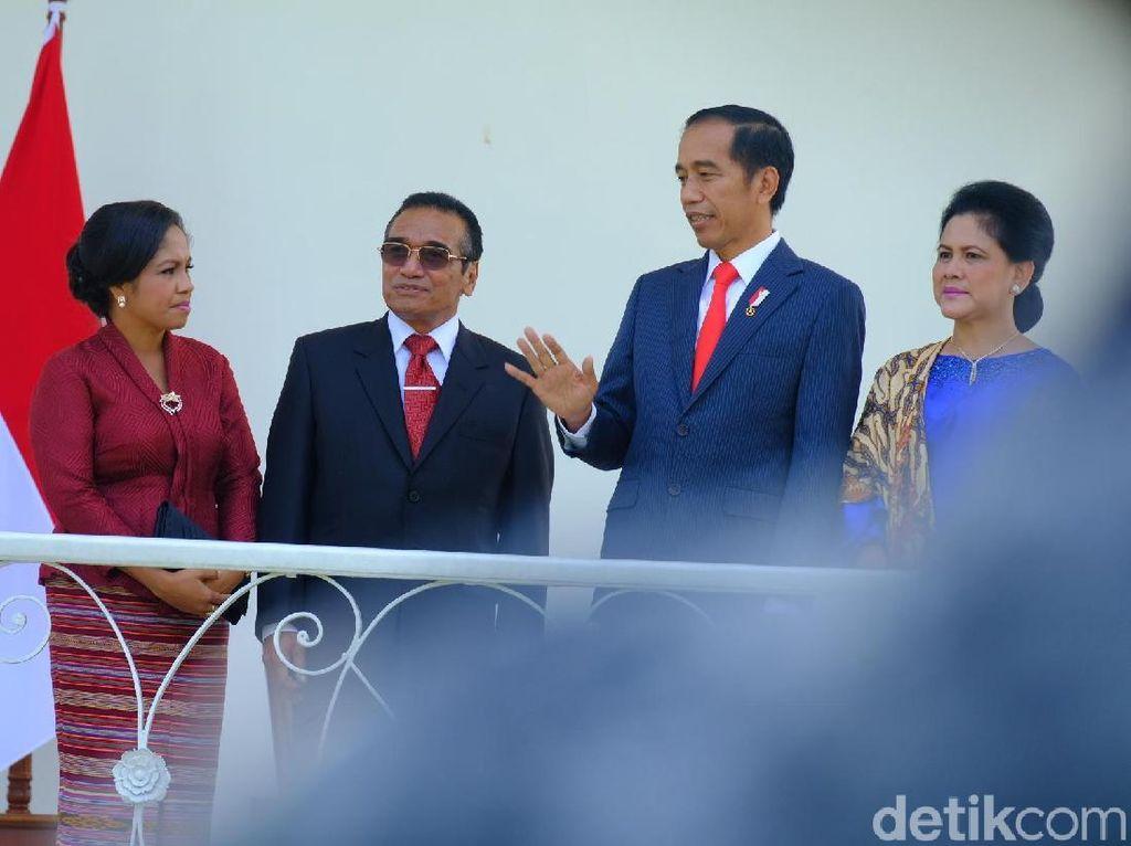Jokowi Berterimakasih ke Timor Leste Dukung RI Jadi Anggota DK PBB