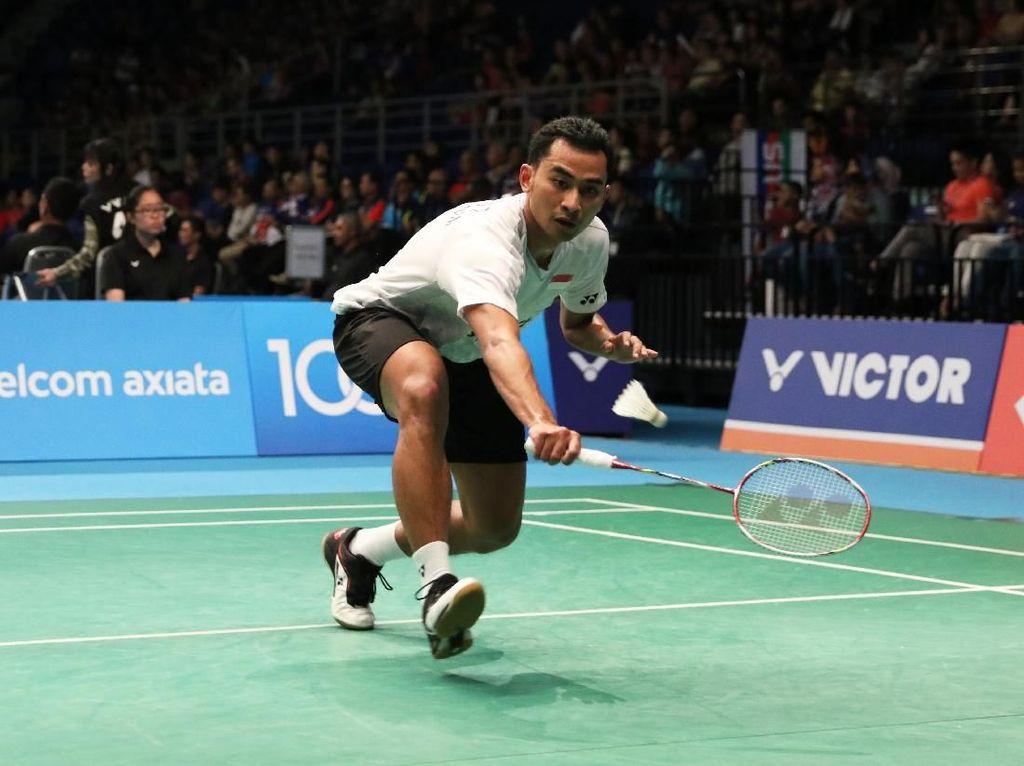Tommy dan Rizki/Della Wakili Indonesia di Semifinal Malaysia Terbuka