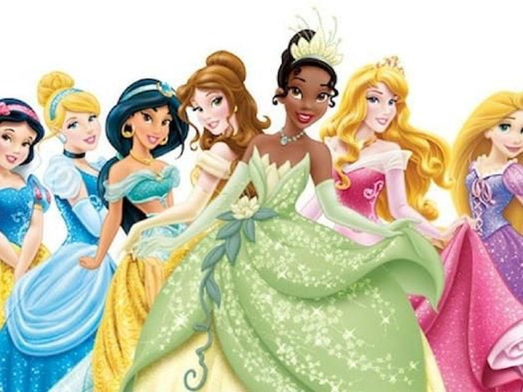 Disney Rilis Koleksi Gaun Pengantin Princess, Begini Desainnya