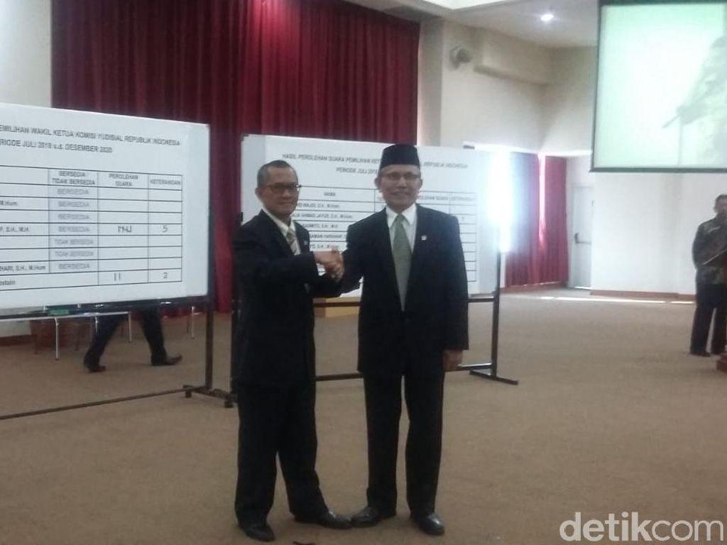 Terpilih Jadi Ketua KY, Jaja Siap Wujudkan Peradilan Bersih